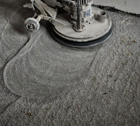 Freziranje betonske podloge